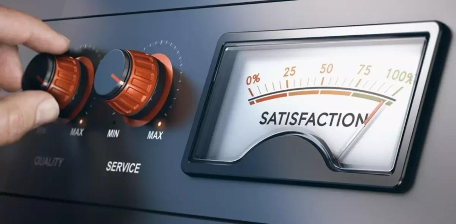 Image satisfaction 100%