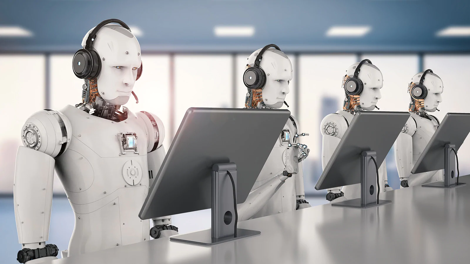 IA & appel vidéo: le tandem gagnant de la relation client