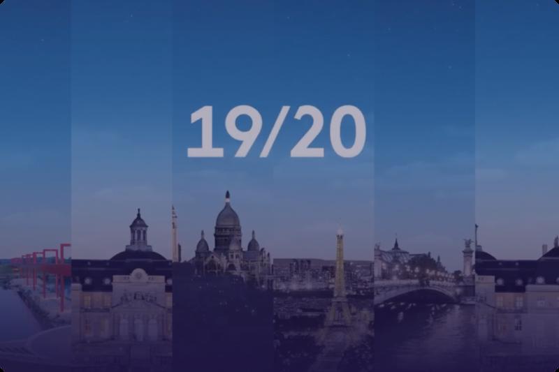 france 3 paris 19 20 urgentime | Urgentime