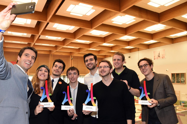 Récompenses Sport et Société - Lauréats Paris 2024 - Smart Paris