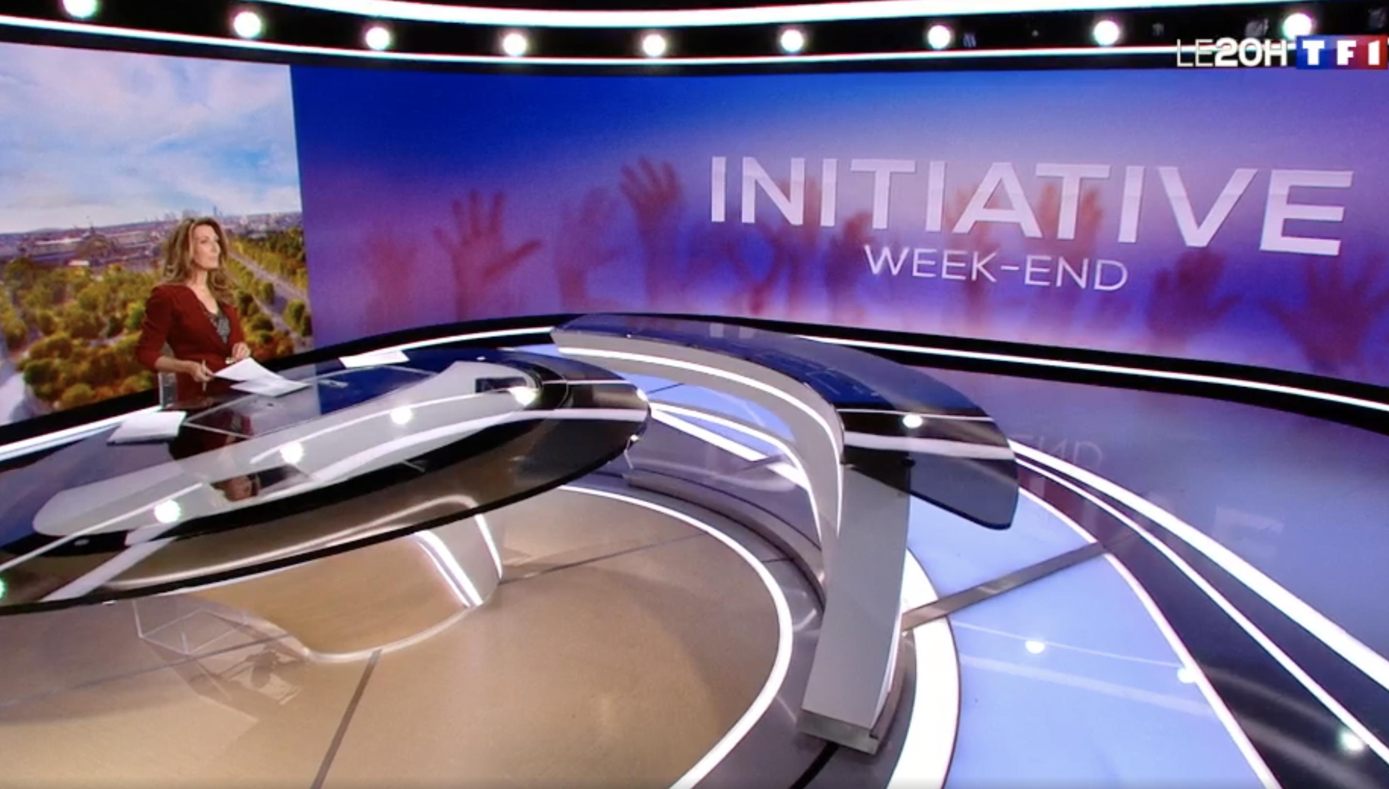 TF1 – Le journal de 20h